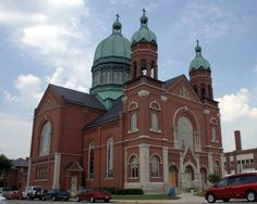 Immaculate Conception Church ~ Celina Ohio