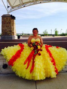 Softball Prom Dress!!!