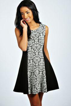 Vestidos de fiesta sencillos - Para ver más modelos de vestidos ingresa a…