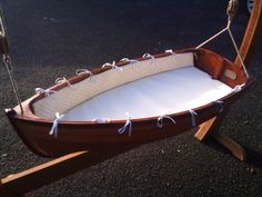 Hand made Baby Boat Crib by robynwilliams2 on Etsy, $800.00