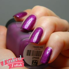 Harlow with topcoat by Zoya
