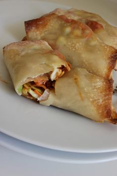 Healthy Buffalo Chicken Wraps #Superbowl #Food