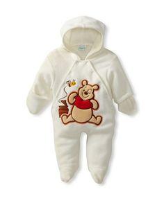 40% OFF Winnie The Pooh / Disney Baby-Boys Newborn Pooh Light Weight Pram (Ivory)