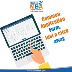 Apply via common application form and ease your way.  Apply now: http://qoo.ly/efr5u  #MBAStudents #MBSAspirants #MBA #Education