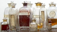 The mahogany box, described as a 'medicinal time capsule', comes complete with 29 exotically named bottled concoctions that would have been used by doctors to treat ailments such as gout, depression and indigestion http://www.dailymail.co.uk/news/article-2164411/19th-century-medicine-chest-time-capsule-1817-containing-dozens-exotic-potions-goes-sale.html#
