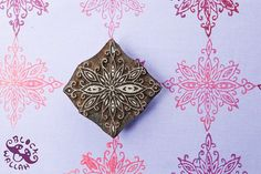 Hey, I found this really awesome Etsy listing at http://www.etsy.com/listing/129526003/indian-pattern-wooden-printing-block