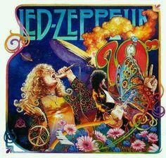 Ledzep hippies