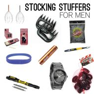 10+ Stocking Stuffers For Guys + Amazon Giveaway