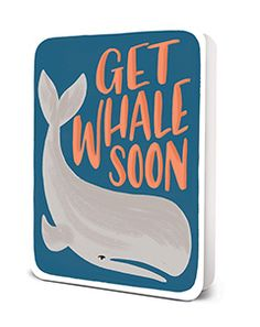 Studio Oh! Deluxe Card Set- Get Whale Soon
