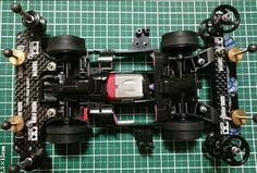 Ma chassis top setup