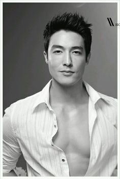 Daniel Henney is from Carson City. Like 5 minutes from my parents.  Small world
