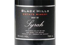 B.C. wine of the week: Black Hills Syrah 2012