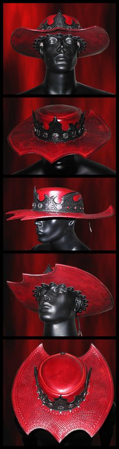 Fantasy Hat - Compiled Angles by =Azmal on deviantART