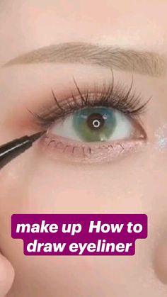 Soft Eye Makeup, Natural Prom Makeup, Makeup Eye Looks, Basic Makeup, Creative Makeup Looks, Eye Makeup Tips, Simple Makeup, Make Up Tutorials, Everyday Makeup Tutorials