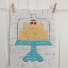 Welome to week five in our sew along! Let's Bake! The first block for today is the flour sifter:) You will . Quilt Patterns, Stitch Patterns, Block Patterns, Hello Cute, Bee In My Bonnet, Sampler Quilts, Barn Quilts, Mug Rugs, Simple Shapes