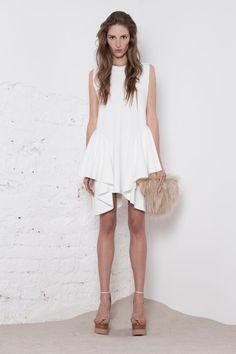 ODIVI circle dress SS14