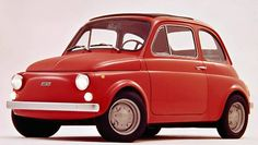 1972-1975 Fiat 500 R (Chrysler)