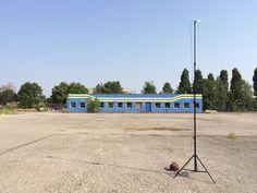 Misure fonometriche clima acustico per nuovo capannone in Basiano (Mi)