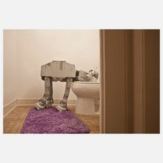 ATAT Toilet, $25, now featured on Fab.