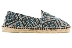 Manebi Espadrille - Casual shoes for long weekends and off-duty days: http://www.harpersbazaar.com/fashion/fashion-articles/casual-weekend-shoes