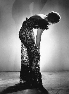 Rita Hayworth by Richard Avedon