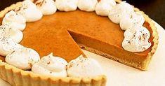 Como hacer Pay de calabaza casero, facil, con mucho sabor. Receta de Pay de calabaza delicioso. Pay de calabaza con varias especias, una masa riquisima y decorado con crema batida, una delicia. Tarte Orange, Sweet Pie, Learn To Cook, Dessert Recipes, Desserts, Pumpkin Recipes, Recipe Collection, Kiwi, Quiche