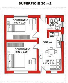 licencias de construccion Bogota -- Colombia - Tramites curaduria: diseños de casas pequeñas Casas diminutas más impresionante para maximizar la función y Estilo Guest House Plans, 2 Bedroom House Plans, House Layout Plans, New House Plans, Small House Plans, House Layouts, Two Story House Design, Small House Design, House Construction Plan