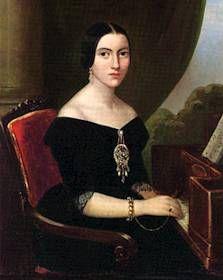 Giuseppina Strepponi ~ Chanteuse d'opéra (soprano) italienne du XIXè siècle Elle…