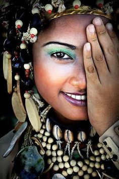 Girl at Sinulog Festival