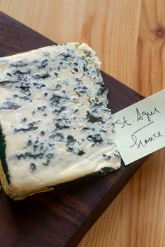 Four Beginner Blue Cheeses for Beginners on http://www.theculinarylife.com