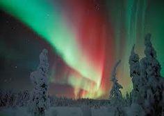 Northern lights, Lapland