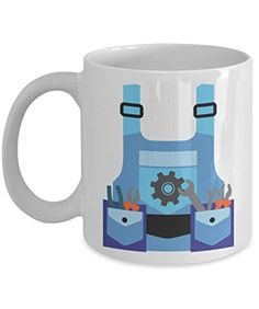 Job Mug 11oz - Mechanic Uniform - Cool Job Coffee Mugs Pr... https://www.amazon.com/dp/B06XF9FRJ2/ref=cm_sw_r_pi_dp_x_XXQ0yb8NEM2X9