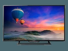SONY KDL32R405C 80 cm (32 Zoll) LED TV, EEK A+, 100Hz MF XR,Triple Tuner  DVB-C/T/S, HDMI, USB, HDD Rec