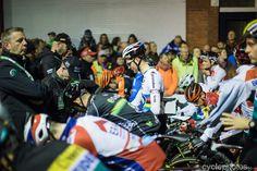The Start | 2015 Superprestige 6 Diegem avondcross by Balint Hamvas, cyclephotos.co.uk