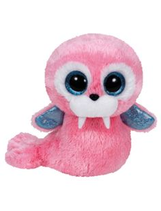e97d519a66d Claires Accessories Ty Beanie Boos Plush Tusk the Walrus 6 Small     Continue to the product at the image link.