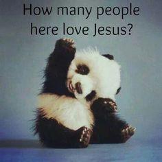Love Jesus?