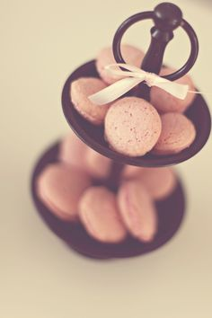 Macrons, make them in my mini vacation.. the where good!!