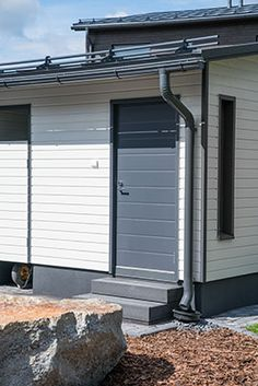 House Plans, Garage Doors, Interiors, Outdoor Decor, Ideas, Home Decor, Blueprints For Homes, Homemade Home Decor, Home Plans