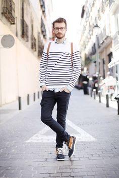 I really like these stripes
