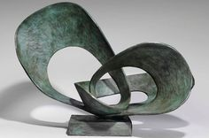 Barbara Hepworth Forms In Movement