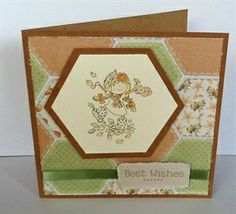 tilly daydream leaves card ideas - Google Search Leaf Cards, Daydream, Birthday Cards, Card Ideas, Little Girls, Daisy, Decorative Boxes, Card Making, Arts And Crafts