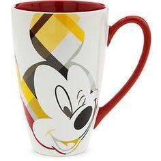 Caneca Mickey Mouse grande Original Disney Store – Coisas de Orlando