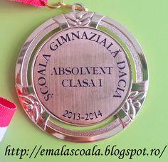 Diplome si premii clasa I