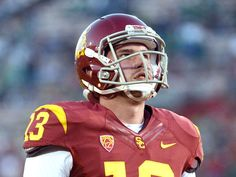 Max Wittek, Football Player at the University of Southern California #HottestCollegeAthletes