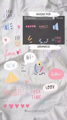 Instagram Emoji, Instagram And Snapchat, Instagram Blog, Instagram Story Ideas, Instagram Quotes, Instagram Editing Apps, Creative Instagram Photo Ideas, Instagram Highlight Icons, Snapchat Stickers