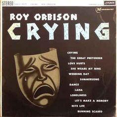 Roy Orbison - Crying (Vinyl, LP, Album) at Discogs