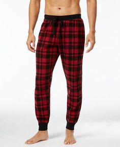Polo Ralph Lauren Men's Thermal Jogger Pants - Pajamas, Lounge & Sleepwear - Men - Macy's