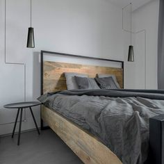 Green bedroom: guide to decorate the room with this color - Home Fashion Trend Bedroom Green, Green Rooms, Master Bedroom, Loft Style Bedroom, White Writing Desk, Bunk Bed With Desk, Modern Bunk Beds, Types Of Furniture, Bedroom Flooring
