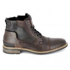 Chaussures Bull Boxer.Chaussures de ville:Sports-Loisirs Bull Boxer, Dr. Martens, High Tops, Combat Boots, High Top Sneakers, Sports, Fashion, Ankle Boots, Heels