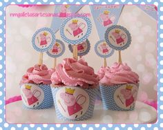 Kit de fiesta Peppa Pig {Descarga gratuíta} Fiestas Peppa Pig, Cumple Peppa Pig, Pig Party, Party Kit, Party Ideas, Pig Birthday, 3rd Birthday Parties, Birthday Board, Happy Birthday